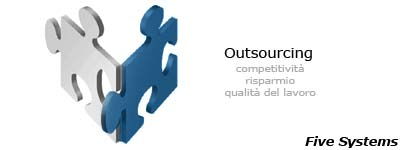 [IMMAGINE: Outsourcing]